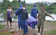 Đi câu cá, cần thủ hoảng hốt phát hiện xác chết nổi trên sông Vàm Thuật