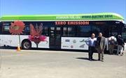 Costa Rica sắp khai trương xe buýt đầu tiên sử dụng hydro