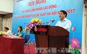 Hà Nội sẽ xây dựng nhà ở cho công nhân khu công nghiệp