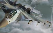 Giật mình về cự ly hai chiến đấu cơ Trung Quốc áp sát máy bay Mỹ
