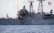 Nghi ngờ sau vụ tàu chiến Mỹ trúng tên lửa cách đây 30 năm