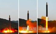 Triều Tiên tuyên bố tiếp tục tăng cường khả năng răn đe hạt nhân
