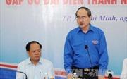 Bí thư Thành ủy Nguyễn Thiện Nhân: Luôn tạo môi trường tốt nhất để phát huy sức trẻ