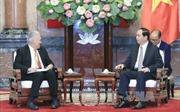 Chủ tịch nước đề nghị Indonesia giải quyết vấn đề tàu cá Việt Nam bị bắt giữ trên tinh thần nhân đạo