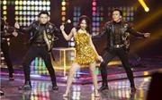 The Voice 2017: Hiền Mai nóng bỏng với bản mashup 'Hold me tonight - Hot'