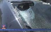 Đà Nẵng điều tra vụ đập phá nhiều ô tô đậu đỗ trên đường