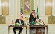 Boeing ký nhiều thỏa thuận quốc phòng và thương mại với Saudi Arabia
