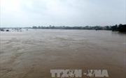 Cảnh báo lũ trên thượng lưu sông Hồng - Thái Bình