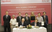 Hỗ trợ thiết bị y tế phục vụ bệnh nhân nhi cho 8 bệnh viện Quảng Nam