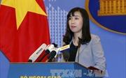 Người Phát ngôn Bộ Ngoại giao: Thực hiện biện pháp bảo hộ công dân Việt Nam ở nước ngoài