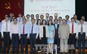Trưởng Ban Dân vận Trung ương gặp mặt các Đại sứ, Tổng lãnh sự nhiệm kỳ 2017 - 2020