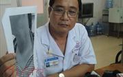 Tiêm chất làm đầy tại spa, người phụ nữ bị viêm nhiễm vùng cổ
