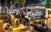 Hà Nội: Xe cấp cứu bỏ chạy sau khi đâm cô gái bị thương nặng