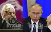 Tổng thống Iran điện đàm với Tổng thổng Nga
