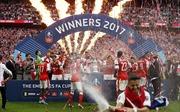 Arsenal lập kỷ lục 13 lần giành Cúp FA
