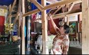 Nhà cổ Đường Lâm xuống cấp, đe dọa tính mạng người dân
