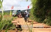 Xây dựng 8 cây cầu thay thế cầu dân sinh