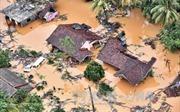 Điện thăm hỏi về trận lụt và lở đất tại Sri Lanka