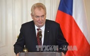 Tổng thống Cộng hòa Séc sẽ thăm cấp Nhà nước tới Việt Nam