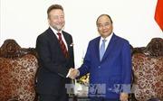 Thủ tướng Nguyễn Xuân Phúc tiếp Đại sứ Cộng hòa Séc