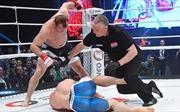 Võ sĩ MMA Nga phục thù, đánh bầm dập đối thủ Mỹ trong 25 giây