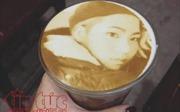 Đồ uống in ảnh - trào lưu mới của giới trẻ Hà Nội