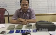 Sơn La: Bắt đối tượng vận chuyển 3 bánh heroin, 900 viên ma túy tổng hợp
