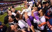 Real Madrid vượt Barcelona trên Bảng xếp hạng các CLB châu Âu