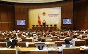 Quốc hội thông qua dự thảo Luật Quản lý ngoại thương