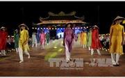 Thời trang Đêm Lụa phương Đông