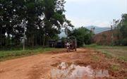 Cần sớm đầu tư xây dựng đường liên xã ở huyện miền núi Sơn Dương