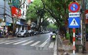 Hà Nội thí điểm đỗ xe theo ngày chẵn - lẻ trên phố Thi Sách
