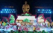 Lễ kỷ niệm 60 năm Bác Hồ về thăm quê lần thứ nhất