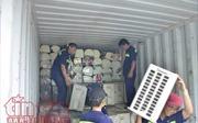 Phát hiện 3 container hàng điện tử qua sử dụng nhập lậu đội lốt ván gỗ
