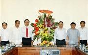 Ủy ban Trung ương  Mặt trận Tổ quốc Việt Nam chúc mừng các cơ quan báo chí
