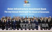 Ngân hàng AIIB kết nạp 3 thành viên mới, đã có 77 nước tham gia