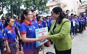 TP Hồ Chí Minh: 4.000 sinh viên tình nguyện hỗ trợ thí sinh tham dự kỳ thi THPT quốc gia