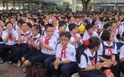 TP Hồ Chí Minh: Học sinh đầu cấp ở các quận, huyện ngoại thành tăng 'nóng'