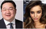 Tỷ phú Malaysia bị tố lấy hàng triệu USD tiền công quỹ mua quà tặng siêu mẫu