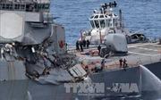 Tàu chiến Mỹ vận hành như thế nào?