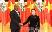 Chủ tịch Thượng viện Cộng hòa Haiti kết thúc tốt đẹp chuyến thăm Việt Nam