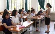 Trên 860.000 thí sinh cả nước bắt đầu thi môn đầu tiên kỳ thi THPT quốc gia năm 2017