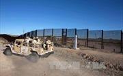 Mỹ 'âm thầm' chuẩn bị xây tường dọc biên giới với Mexico