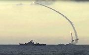 Tàu chiến Nga nã tên lửa hành trình diệt mục tiêu IS tại Syria