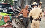 Hà Nội tạm giữ 400 xe 3 bánh tự chế vi phạm luật giao thông
