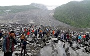Hiện trường ám ảnh vụ sạt lở núi chôn vùi 141 người ở Trung Quốc