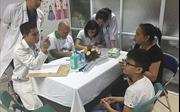 100 em nhỏ khiếm khuyết bộ phận sinh dục được khám, phẫu thuật miễn phí