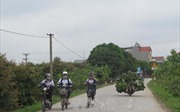 Phát triển giao thông nông thôn giúp người dân xóa đói giảm nghèo