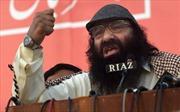 Mỹ liệt thủ lĩnh phiến quân Kashmir vào danh sách khủng bố