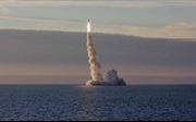 Video Nga phóng thành công tên lửa Bulava